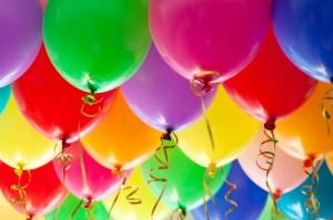 Colourful Baloons